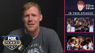 MLS expansion, LA dominates, UCL, Alex Morgan | EPISODE 58 | ALEXI LALAS' STATE OF THE UNION PODCAST