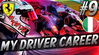 CAN FERRARI FINALLY WIN A RACE?! - F1 MyDriver CAREER S8 PART 9: ITALY