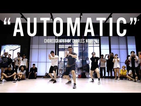 "ZHU feat. AlunaGeorge ""Automatic"" Choreography by Charles Nguyen"