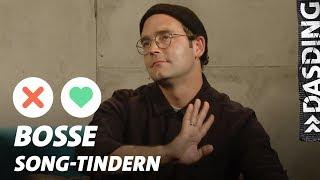 Song-Tindern: Bosse - Augen zu, Fynn Kliemann, Modern Talking und Taki Taki an | DASDING Interview