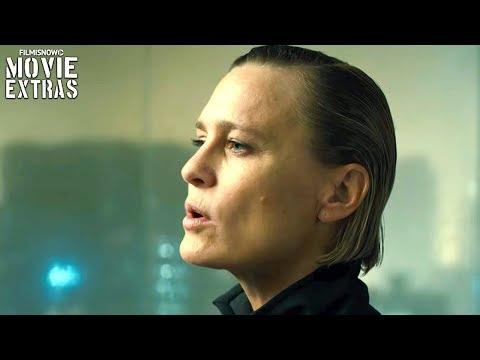 "Blade Runner 2049 ""Robin Wright is Joshi"" Featurette (2017)"