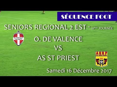 2017 12 17  séquence foot OV   ST PRIEST