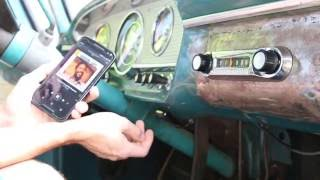 AM Radio Blue Tooth Conversion Update (4) -- 1966 F100 #51