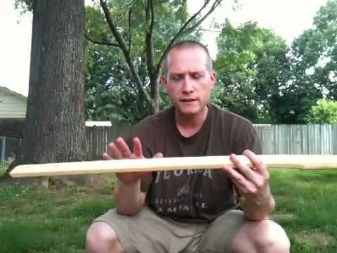 Kingfisher Woodworks Bokken Review- Part 2