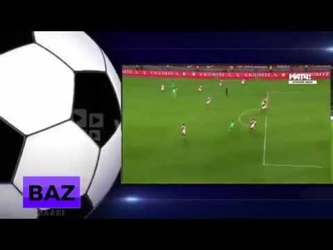 Fransa Ligi  Monaco 2 - St etienne 0  17.05.2017