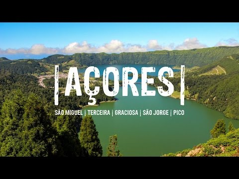 Amazing Archipelago of the Azores
