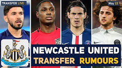TRANSFER NEWS: NEWCASTLE UNITED TRANSFER NEWS AND RUMOURS UPDATE