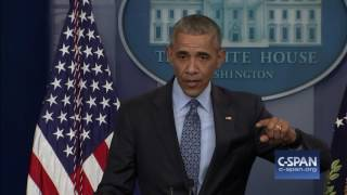 President Obama on whether there will be another black president (C-SPAN)