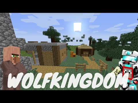 #12 WOLFKINGDOM EXPLORATION DAY!
