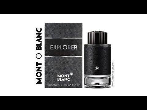Montblanc Explorer Eau de Parfum New Fragrance