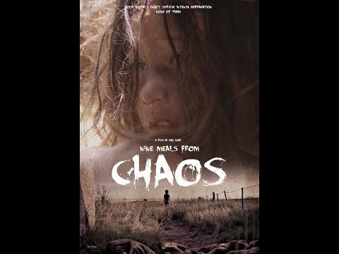 9 Meals From Chaos film Premiere (Argentina) in presence of actors