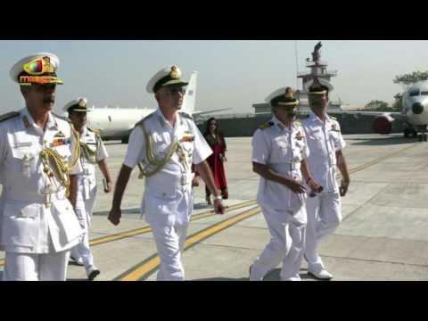 Indian Navy Opens A New Air Base At Santa Cruz In Mumbai | Mango News