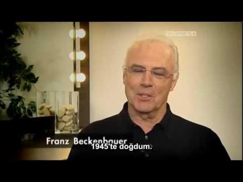 Futbolun Devleri - Franz Beckenbauer (Türkçe Altyazılı)
