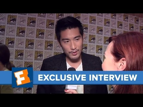 Godfrey Gao Comic-Con 2013 Exclusive Interview | Comic Con | FandangoMovies