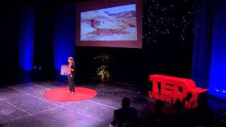 Are five husbands better than one? Kimber McKay at TEDxUMontana