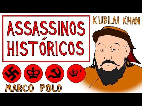 KUBLAI KHAN - Assassinos Históricos #3