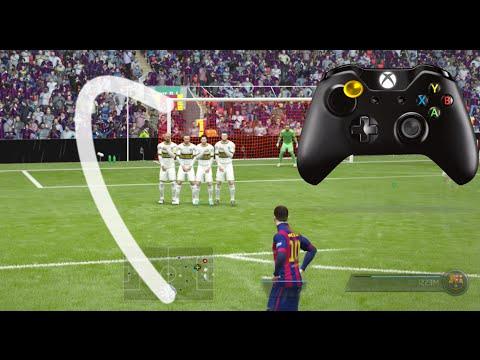 FIFA 16 CURVE FREEKICK TUTORIAL
