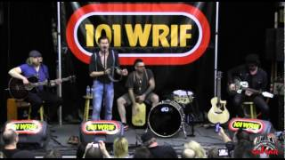 Rival Sons - Electric Man (Acoustic at Motor City Guitar with 101 WRIF)