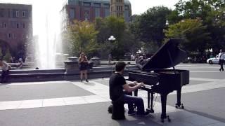 Washington Square Park~ワシントンスクエアパーク~