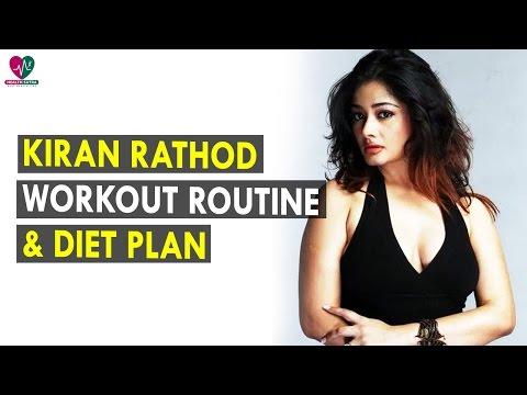Kiran Rathod Workout Routine & Diet Plan || Health Sutra - Best Health Tips