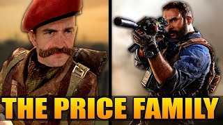 The Price Family Legacy (Modern Warfare Story)