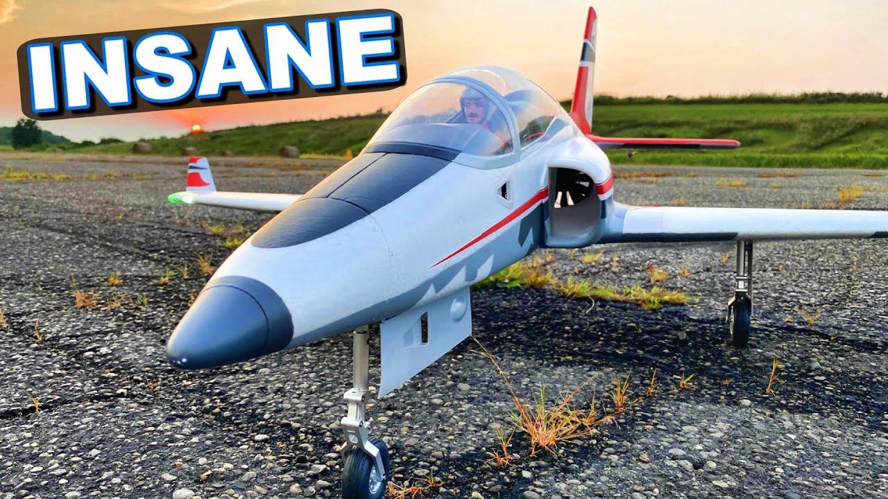 BRAND NEW FAST RC WARBIRD JET!!! - E-Flite Viper 90mm EDF Jet - TheRcSaylors