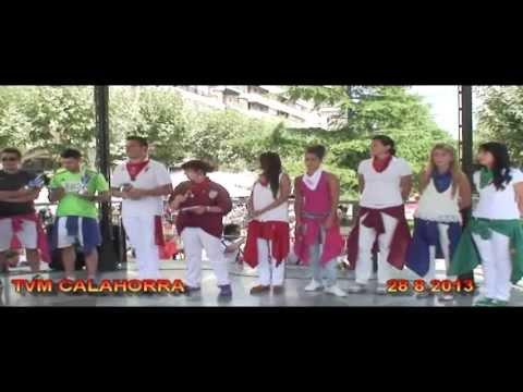 CALAHORRA TVM  28 8 2013 ENTREGA DE PREMIOS Y FIESTA INFANTIL