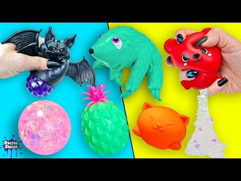 Cutting Open NEW Squishy Toys! Target Dollar Spot Squishies!