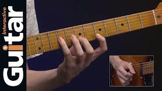 B minor Legato Lick Lesson | Sam Bell