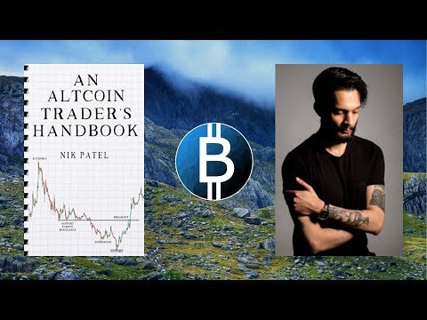 An Altcoin Trader's Handbook - Fez Interviews Author Nik Patel! (Best Cryptocurrency Trading Books)
