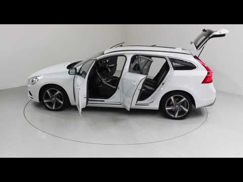 Volvo V60 2.0 D3 Ocean Race 5dr  YH12 UES FROM USED CARS OF BRISTOL