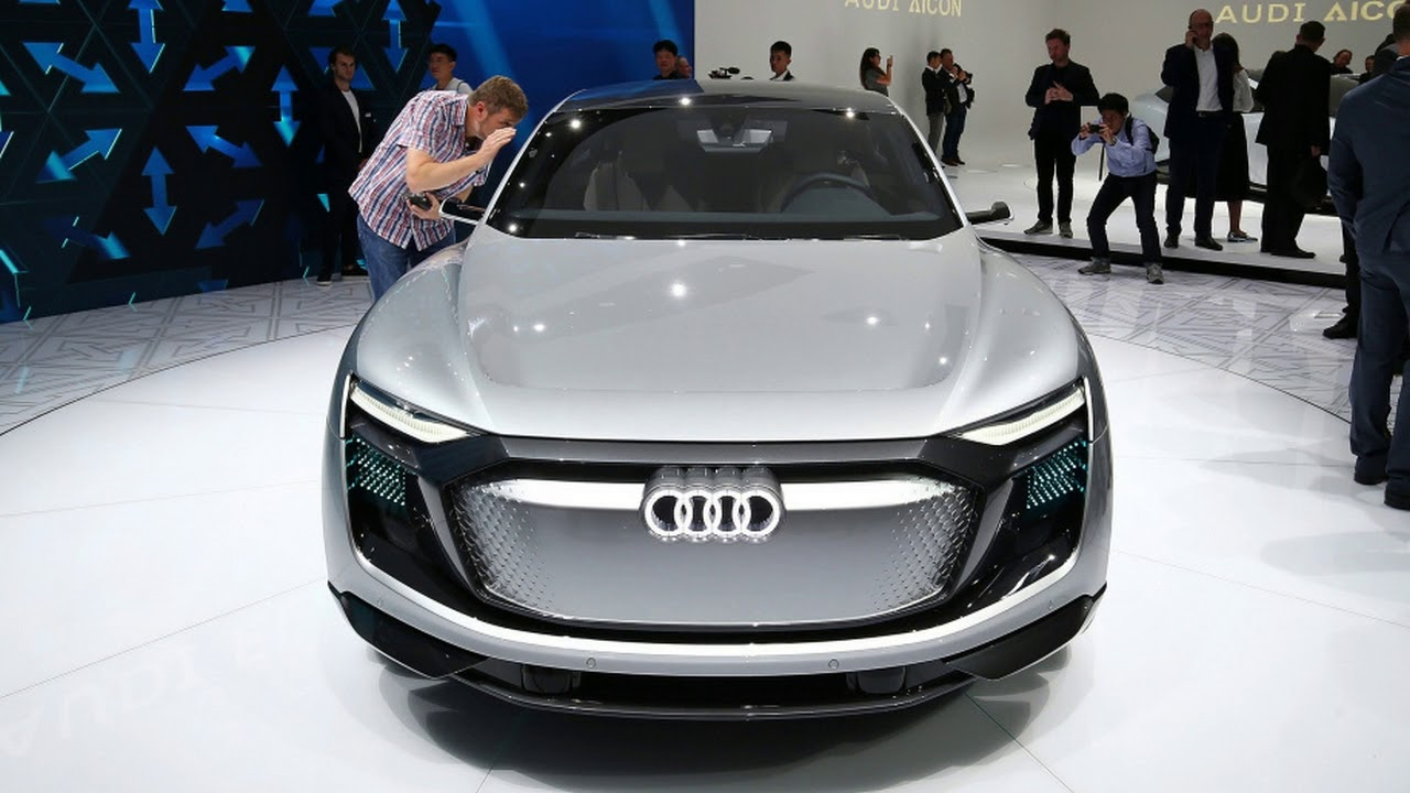 2018 audi elaine. exellent audi the new 2018 audi elaine concept car highly automated for the future intended audi elaine e