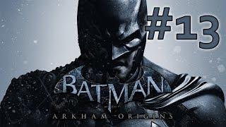 Concussions Suck - Batman Arkham Origins PC Playthrough Part 13