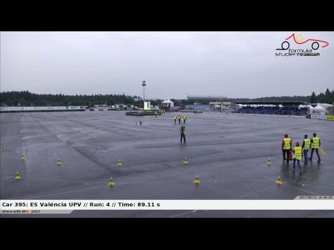 FSG17 Live - Autocross - CV + EV