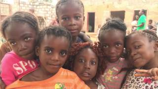 Misja serca Zambia - Monika Wojtoń   Fundacja ASBiRO 2016
