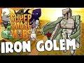 Minecraft Super Smash Mobs: IRON GOLEM! (Super Smash Mobs #2)