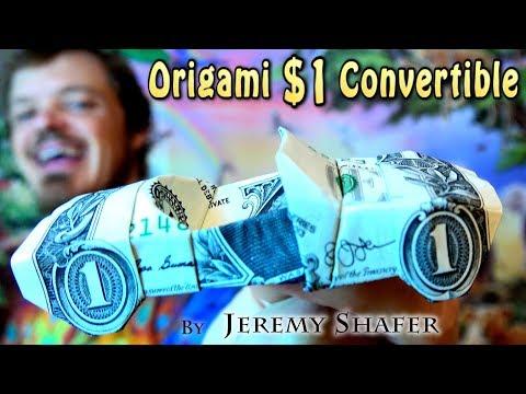 Origami $1 Dollar Convertible