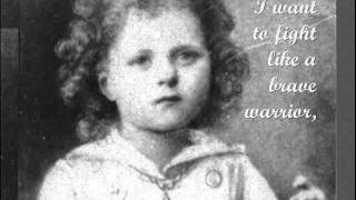 Jesus Alone - St Therese (I Could Sing of Your Love Forever)