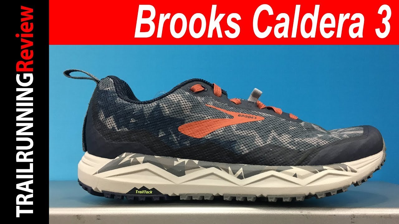 Brooks Caldera 3 Preview Nuevos materiales para la más ultrera de Brooks