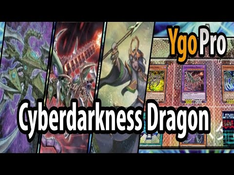Cyberdarkness Dragon & Cyberdark Claw/Cannon (YgoPro) - Search Future Fusion & abuse  N'tss? YEAH =3