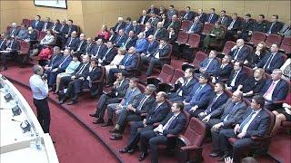Директор  Сколково  прочел татарстанским чиновникам лекцию о внутренней трансформации