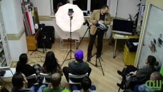 Семинар. Урок 1. Импульсный свет в предметной фотографии.