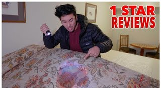 Staying At The Worst Reviewed Hotel/Casino In My City (Las Vegas)