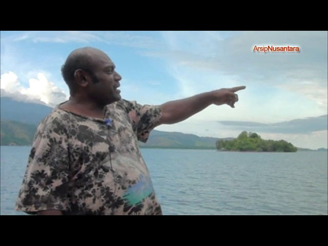Keindahan Danau Sentani Papua dalam Sepotong Lagu