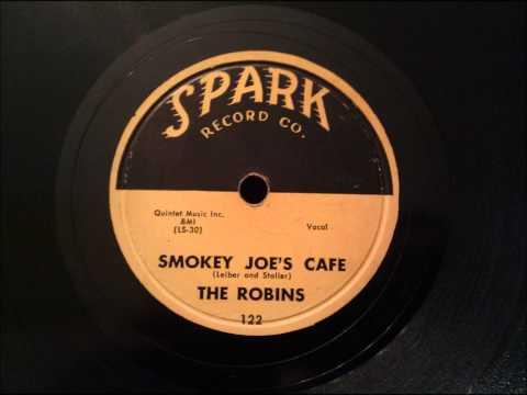 Robins - Smokey Joe's Cafe - Mid 50's R&B Classic
