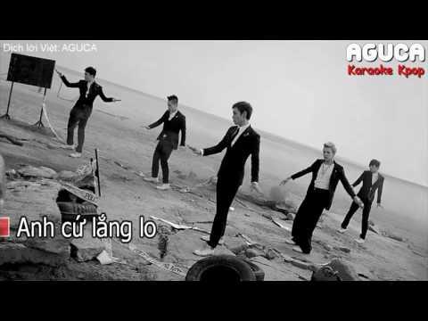 [Karaoke Việt + Audio] LOVE SONG - BIGBANG