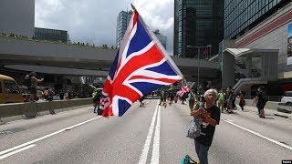 VOA连线(江静玲):香港局势引爆中英关系急速紧绷