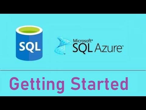 Azure SQL Database : Getting Started - EP01