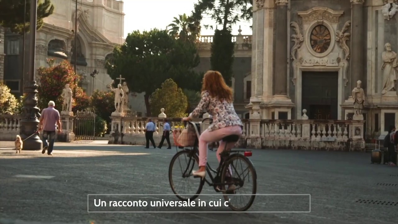 «Catania is us», the video clip of the Municipality to promote tourism