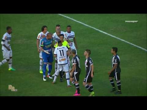 Gols - Tupi 2 x 2 Vasco - Brasileirão 2016 Série B